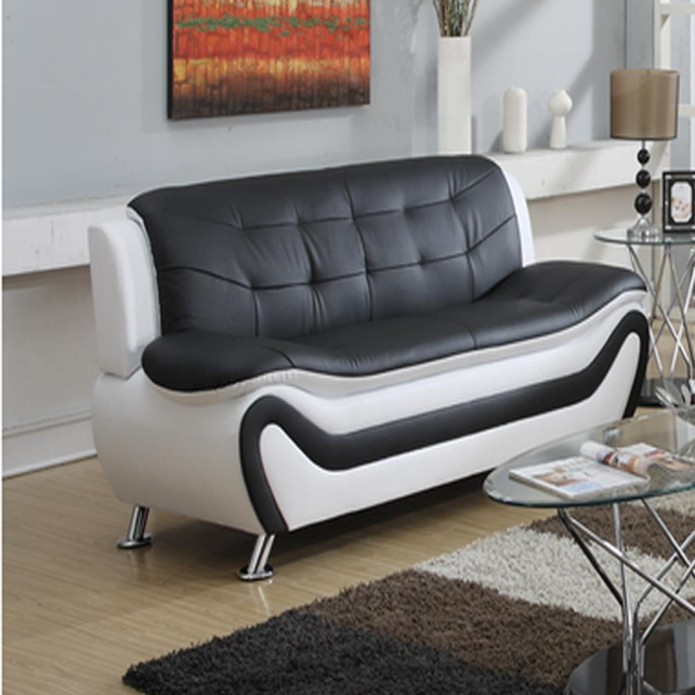 frady-black-curved-back-leather-sofa