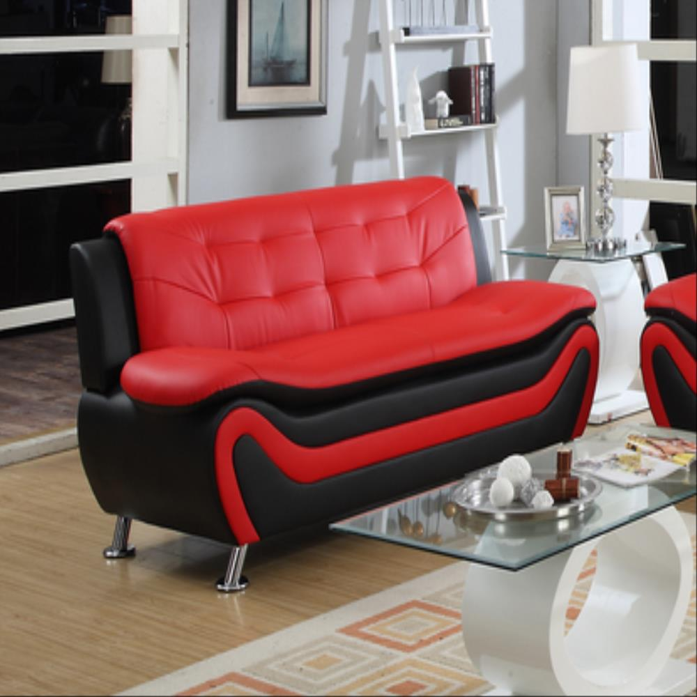 frady-black-red-leather-curved-sofa
